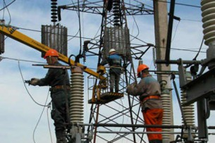 В каких районах Бишкека 21 января отключат электричество