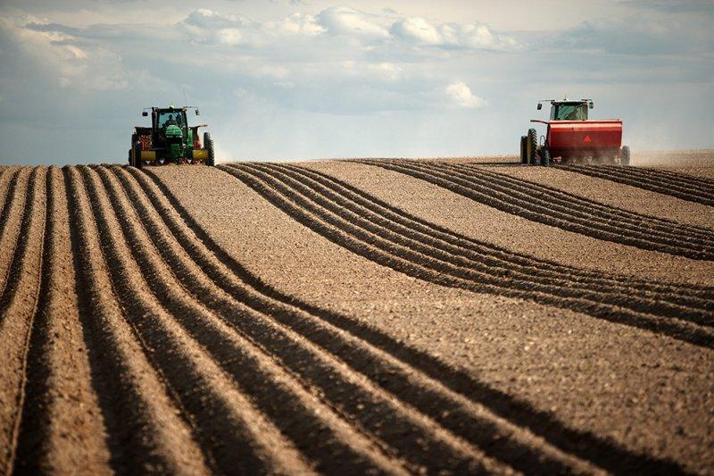 О ходе проведения весенних полевых сельскохозяйственных работ по состоянию на 6 апреля 2018 года