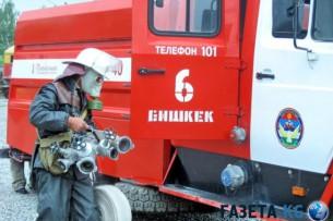 В детском доме Токмока воспламенился электрощит, малыши не пострадали