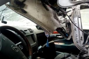 Машину сотрудника Генпрокуратуры подорвал его родственник