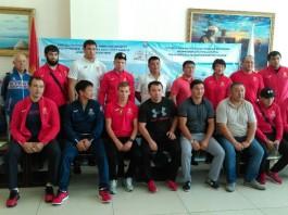 Прибывшие из Рио спортсмены извинились перед кыргызстанцами