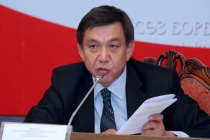 Скончался экс-депутат Жогорку Кенеша Эркин Алымбеков