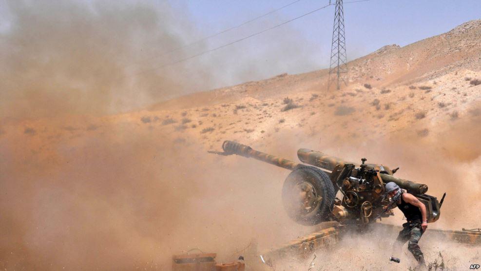 Боевики ИГИЛ сообщили озахвате американского вооружения вАфганистане