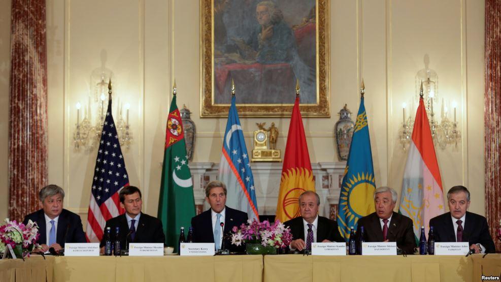 США планируют воплотить ряд проектов вСредней Азии