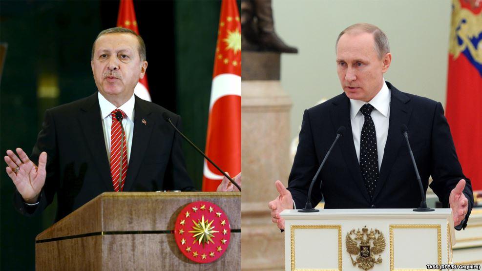 Эрдоган пробует показать, что РФ может заменить EC