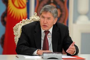 Атамбаев и Чоткараев обсудили профилактику коррупционных рисков