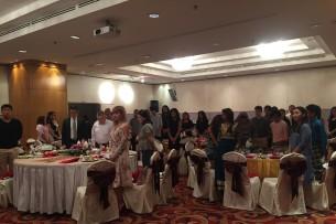 Кыргызстанцы в Малайзии оказали матпомощь родственникам погибших в Москве