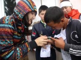 Взрослый разговор с 16-летней защитницей снежных барсов в Кыргызстане
