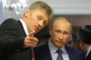 Песков: Путин, будучи президентом, не может принять участие в вакцинации как доброволец