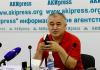 Текебаев сожалеет об организации отставки Бабанова и нераскрывшемся потенциале правительства