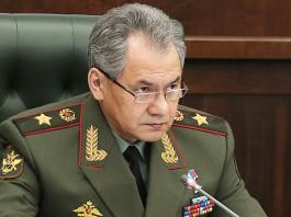 Министр обороны России Сергей Шойгу прилетел в Ташкент