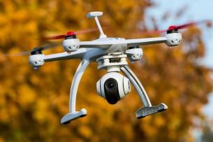 Британские исследователи научились вызывать осадки с помощью дронов