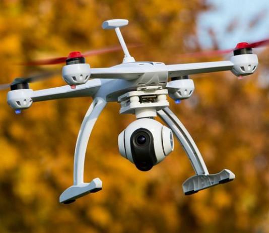 В Ташкенте для решения проблемы пробок решили закупить дроны