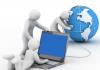 Каждый третий кыргызстанец имеет доступ в интернет