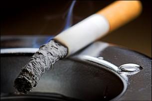 Парламент не стал запрещать курение в местах общепита