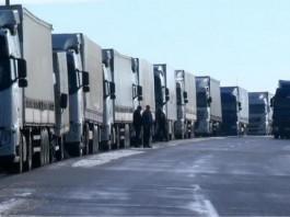 Впервые стартовали грузовые автоперевозки из Кыргызстана в Китай