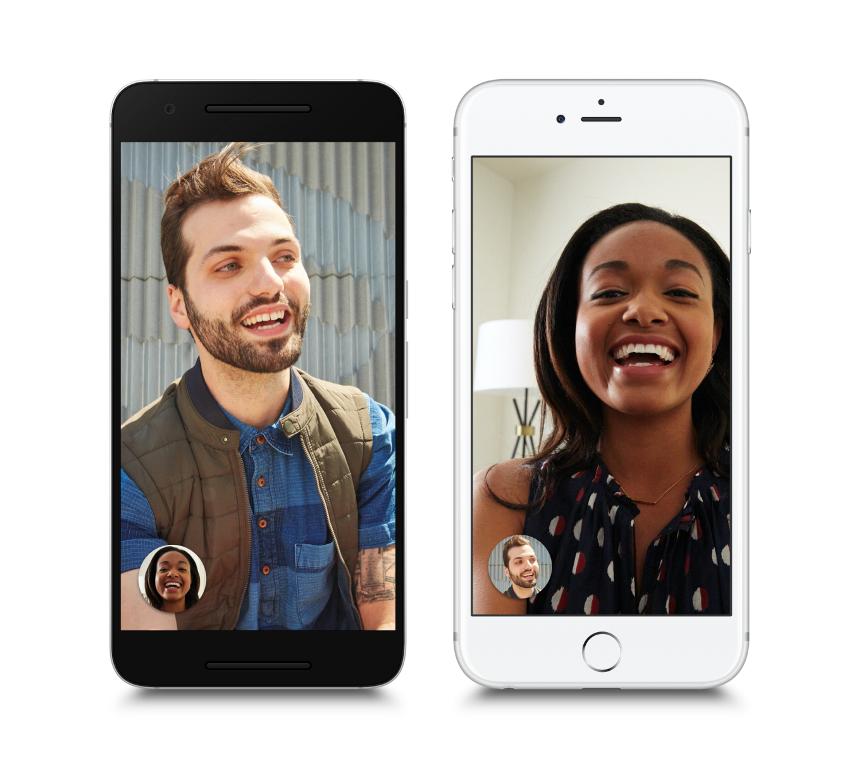 Компания Google объявила озапуске приложения для видеозвонков Duo