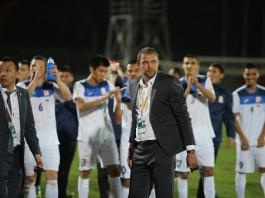 Как российский футболист стал главным тренером сборной Кыргызстана