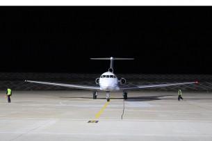 Международный аэропорт «Иссык-Куль» готов к ночным полетам