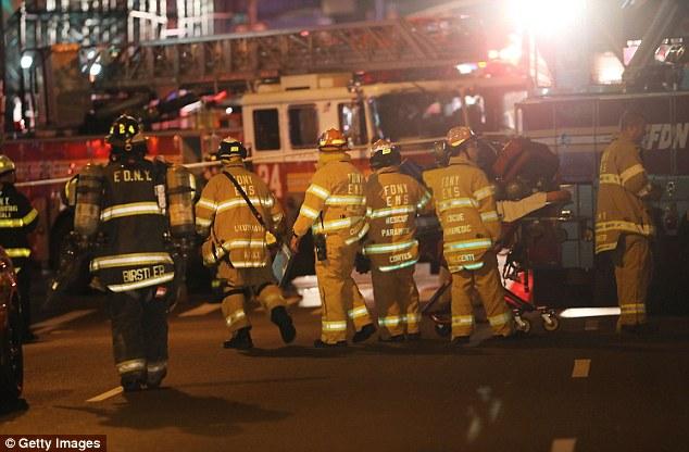 Число пострадавших при взрыве наМанхэттене выросло до 29; милиция отыскала бомбу