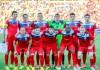 Кыргызстанские футболисты в матче с Филиппинами выступят в красной форме