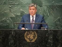 Абдылдаев принимает участие в заседании Совета МИД государств-членов ОДКБ в Минске