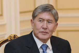 Алмазбек Атамбаев продолжит лечение в Москве