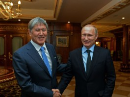 Владимир Путин в ближайшее время посетит Кыргызстан