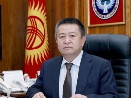 Турсунбеков: Списание долга Кыргызстану — большой подарок для страны