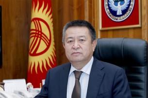 Турсунбеков: Если бы я баллотировался в президенты, стал бы виновником раскола в партии