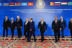Сергей Лебедев: Никаких разговоров о ликвидации СНГ не может быть