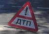 В Бишкеке произошло ДТП, есть пострадавшие (фото)