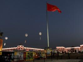Мэрия подготовила два блока празднований для горожан 31 декабря на площади Ала-Тоо
