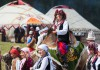 Игры кочевников: В ущелье Кырчын проходит конкурс национальных костюмов (фото)