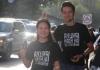 В Бишкеке проходит акция «Идем на остановку»
