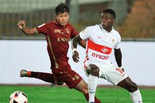 Кыргызская федерация переманивает у России молодого футболиста «Рубина»