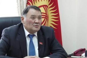 Депутат К. Жолдошбаев перечислит денежные средства в размере 1 млн сомов для борьбы с коронавирусной инфекцией