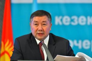 Раздутый штат, высокие зарплаты, «мертвые души» и низкие налоги: Канат Исаев рассказал о нарушениях в СЭЗ «Бишкек»