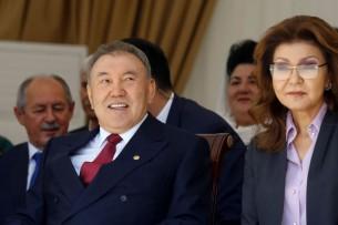 Дочь, зять и внук Назарбаева снова в списке богатейших людей Казахстана