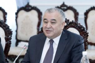 Текебаев: Депутаты не смогут внести изменения в проект Конституции