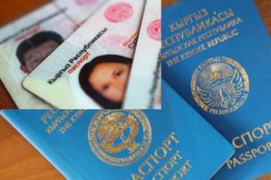 Более 10 тысяч кыргызстанцев в паспортах указали графу «национальность»