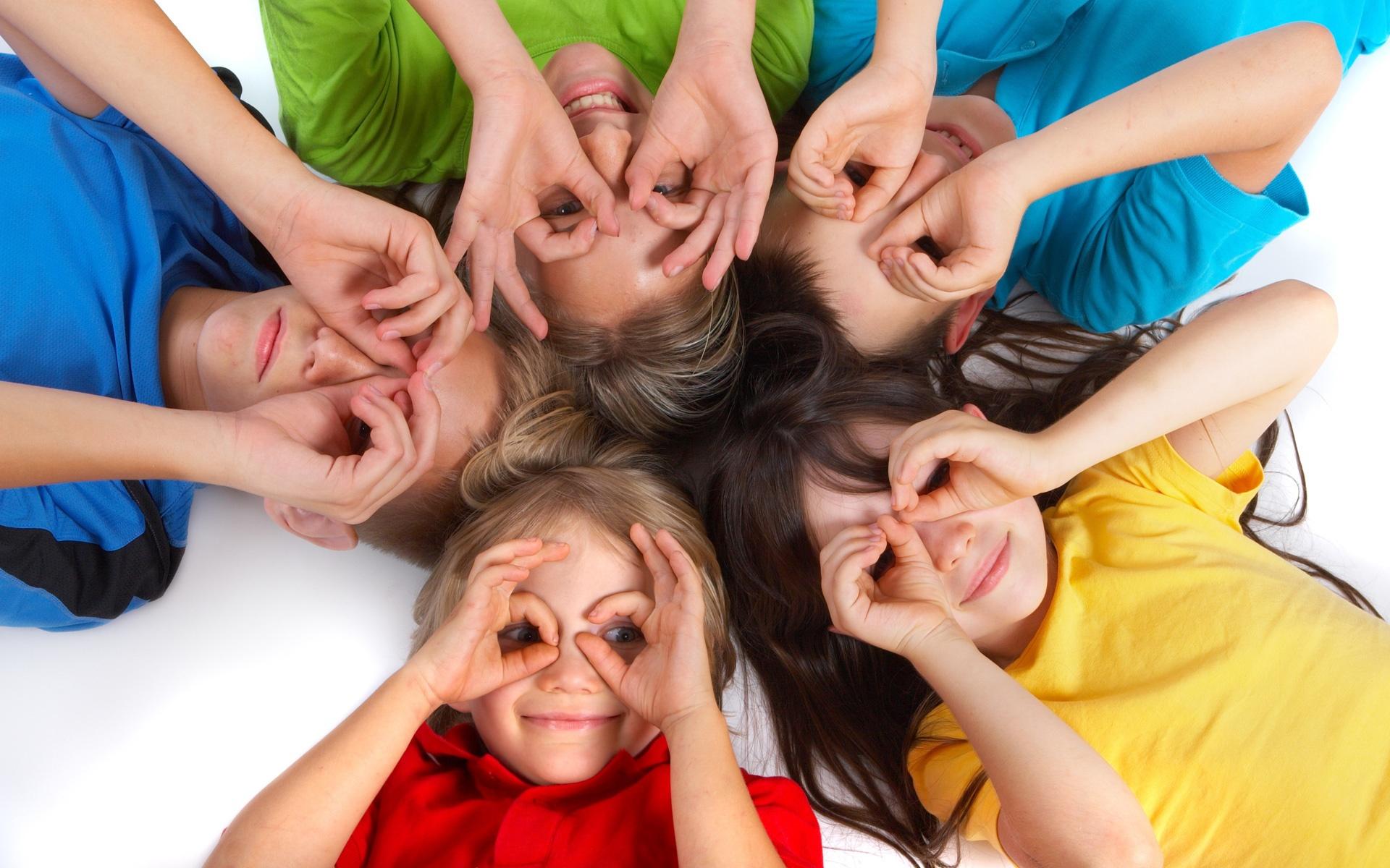 дети картинка красивая