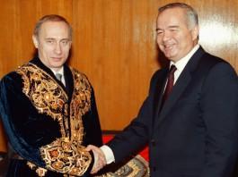 Памятник Исламу Каримову установят в Москве