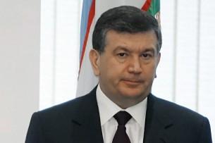 Президент Узбекистана выражает соболезнования в связи с крушением самолета