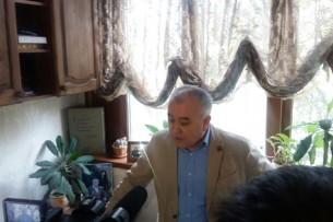Текебаев задержан на 48 часов
