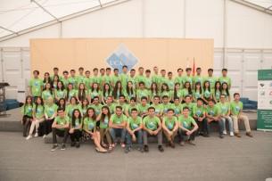 Университет Центральной Азии в Нарыне открыл свои двери первым студентам