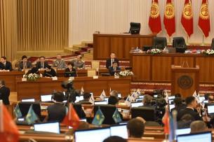В ЖК рассматривают законопроект о лишении экс-президента неприкосновенности