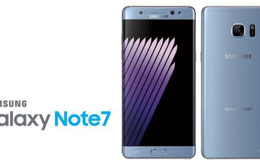 США рекомендуют не брать на борт самолета Samsung Galaxy Note 7