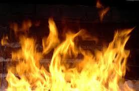 В Чуйской области в пожаре погиб человек