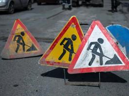 В связи с реконструкцией участок улицы Осмонкула в Бишкеке будет закрыт